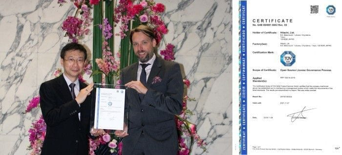TÜV SÜD becomes the first certification authority in the